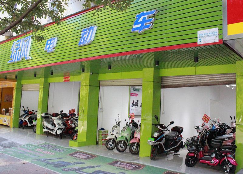 南丰绿风电动车店
